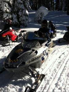 David on snowmobile2