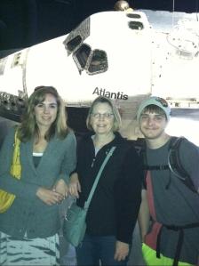 Kennedy Space Center, Atlantis Exhibit 2014
